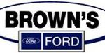 Brown's Ford logo
