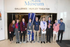 Medals Winners