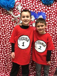 trouble 1 & 2