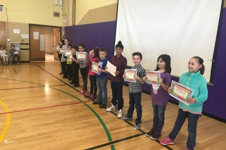 Musicians, Artists & Students of the Month