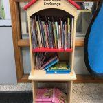 Free Book Exchange at Glebe