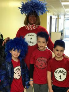 thing 1 students & staff