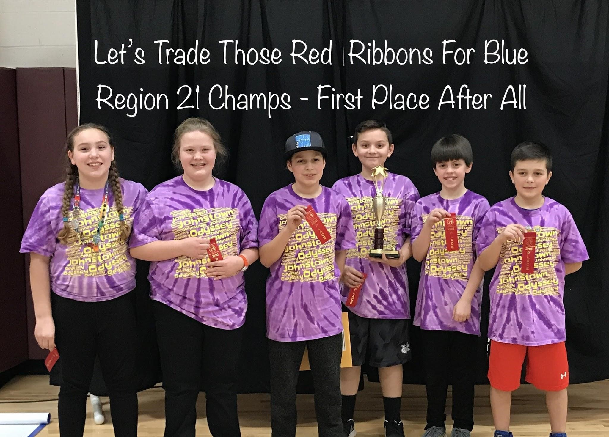 6th Grade Structure Team @ Warren Street, Coached by Mr. Chad Kortz Due to a scoring error, this team was recognized for 2nd place at the awards program but wound up winning 1st in their problem and division!