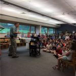 Beekeeper Visits with Second Graders