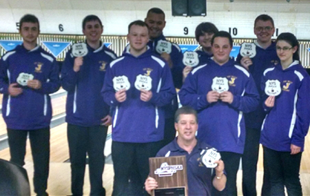 Johnstown Bowling Sectionals Champions