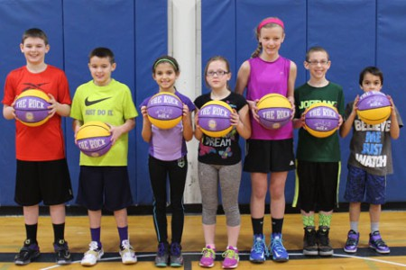 Foul Shooting Contest Nets Big Winners