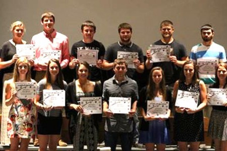 Foothills Honors – All Stars Spring 2015