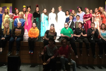 Cinderella the Musical Live at JHS