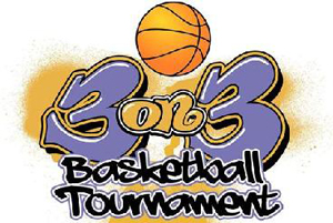 clipart 3 on 3 basketball
