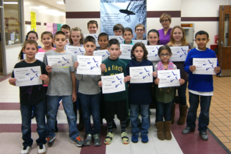 Warren Students of the Month for Dec.