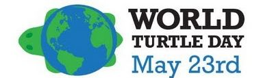 Banner: World Turtle Day May 23