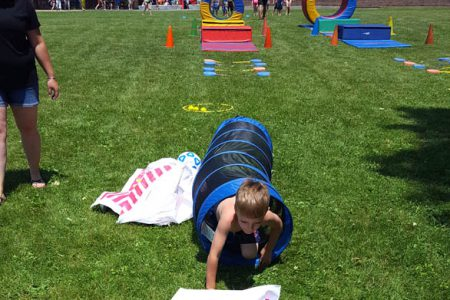 Accelerated Reader Carnival Fun at Pleasant