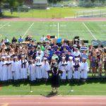 administrator addresses graduates