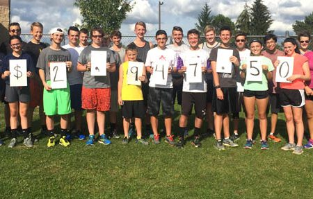 XC Run Supports Hurricane Relief Effort