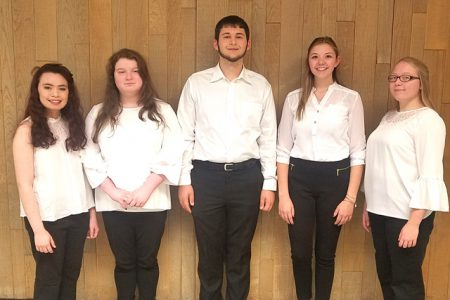 Students Selected for NYSSMA Festival