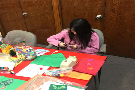 Holiday Cards for Children at St. Jude's