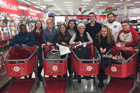 Student Council Continues Holiday Donations