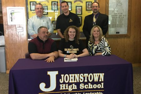 Miles Signs Letter of Intent with St. Rose