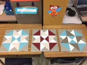 3 more quilt squares