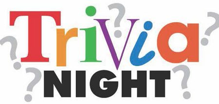 Trivia Night Wednesday, October 30