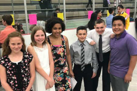 Sandra G. Morley Physical Education Leadership Awards