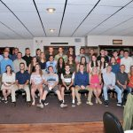 Senior Athletes Recognized at Dinner