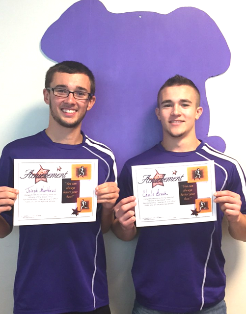 Athletes of the Week – Boys Soccer