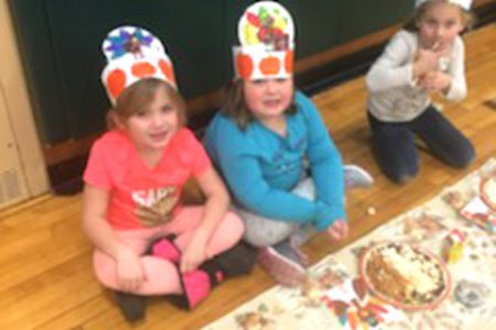 It's a Charlie Brown Thanksgiving for First Graders
