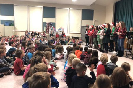 Holiday Celebrations at Pleasant