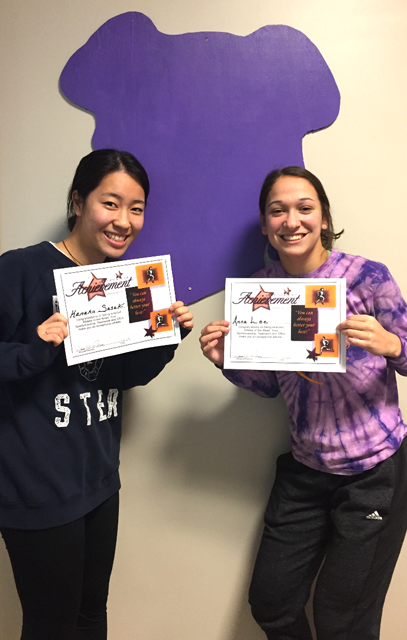 Athletes of the Week Girls Basketball