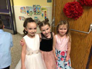 three more students