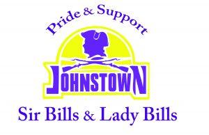 Pride & Support Sir Bills & Lady Bills Johnstown Logo