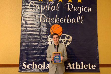 Massey Receives Section 2 Basketball Award