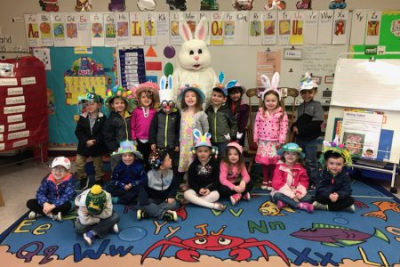 Easter Bunny Parade