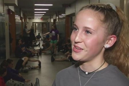 Molly Lake Named News Channel 13 Vent Fitness Athlete of the Week