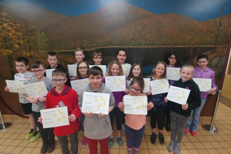 Students of the Month: Cooperation