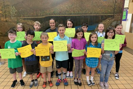 Warren Students of the Month Sept. 2019