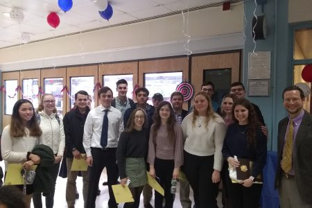 Top Honors at We the People Competition