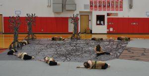 jv guard performing