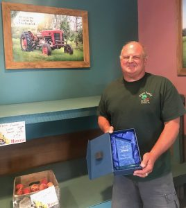 Congratulations to Todd Rogers and Price Chopper of Johnstown