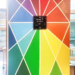 Presenting Our New Color Wheel Mural