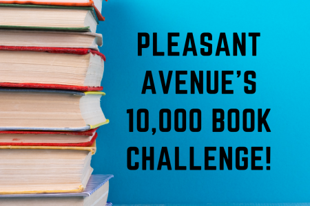 Pleasant Avenue Literacy Program Goes Virtual to Encourage Daily At-Home Reading and Family Engagement