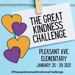 Great Kindness Challenge Jan