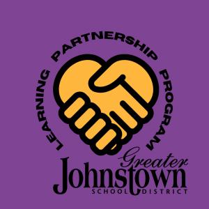 Logo for the Johnstown Learning Partnership Program
