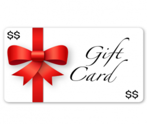 Gift Card with Bow