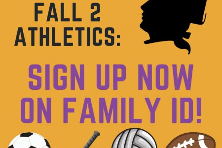 Fall 2 Sports Sign up