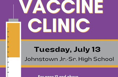 covid-19 vaccine clinic Tuesday July 13
