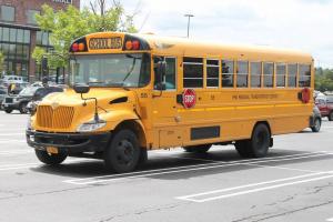 HFM Regional Transportation School Bus